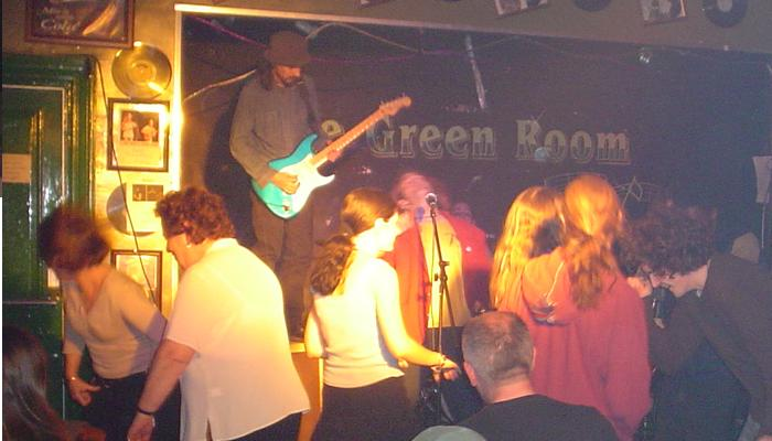 Bullet @ The Green Room - 17 JAN 2004 - #2
