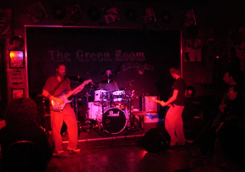 Brothers Grimmer @ The Green Room (16th February 2006)