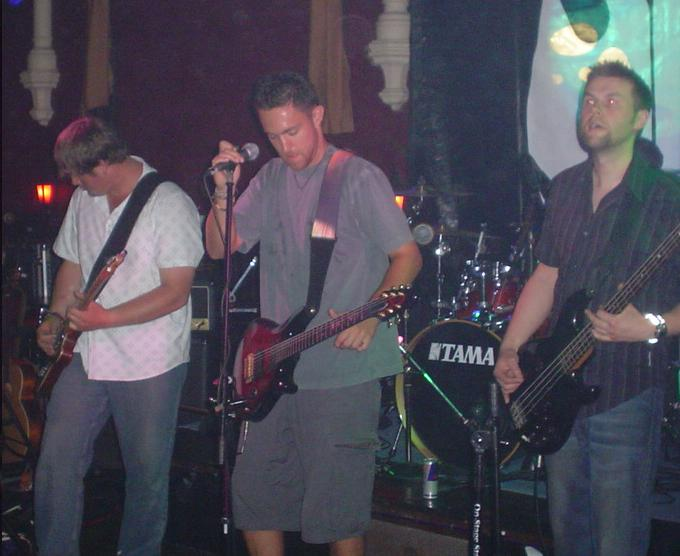 Thrive @ King Arthur's Court (5th August 2004)